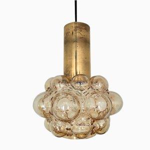 Lámpara colgante Bubble de Helena Tynell para Limburg, años 60
