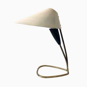 Lámpara de mesa Mid-Century, años 50