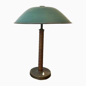 Lampe de Bureau Style Art Déco de Nordiska Kompaniet, Suède, 1950s