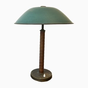 Swedish Art Deco Style Table Lamp from Nordiska Kompaniet, 1950s