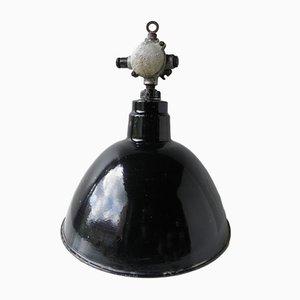 Lámpara industrial, años 70