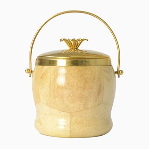 Mid-Century Ice Bucket by Aldo Tura