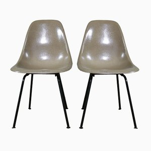 DSX Chairs by Charles & Ray Eames for Herman Miller, 1960s, Set of 2