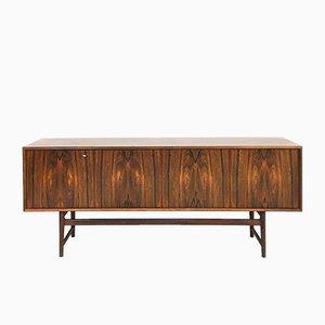 Mid-Century Model Darby Rosewood Sideboard by Torbjörn Afdal for Bruksbo