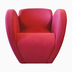 Size Ten Lounge Chair by Ron Arad for Moroso, 1999