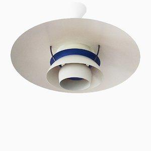 Model PH5 Ceiling Light by Poul Henningsen for Louis Poulsen, 1960s