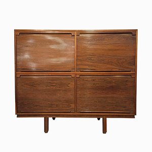 Rosewood Cabinet by Gianfranco Frattini for Bernini, 1957