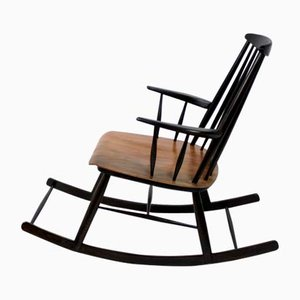 Scandinavian Style Rocking Chair, 1960s
