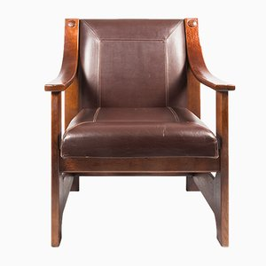 Vintage Stuhl aus Holz