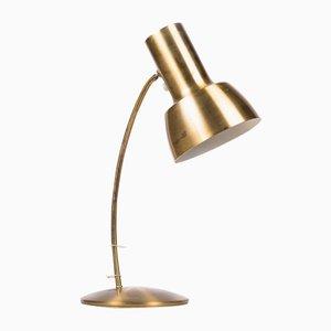 Vintage Lampe aus Messing von Napako
