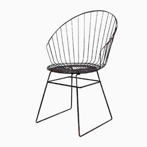 Chaise Wire par Cees Braakman pour Pastoe, 1950s