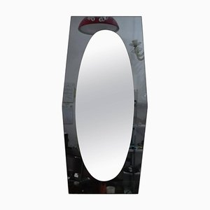 Angeschrägter Spiegel von Veca, 1960er