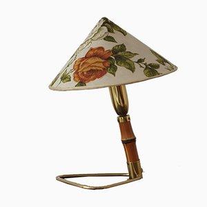 Lampada da tavolo di Rupert Nikoll, anni '50