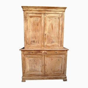 Two Part Cupboard, 1880s