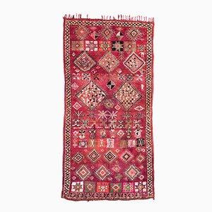 Marokkanischer Berber Teppich von Boujad, 1970er