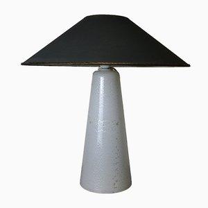 Vintage Tischlampe aus Murano Glas