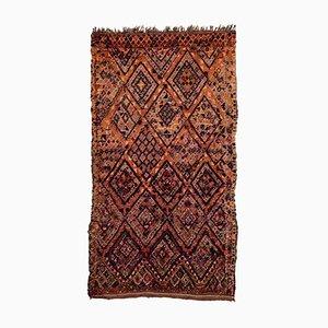 Marokkanischer Berber Teppich von Beni MGuild, 1980er