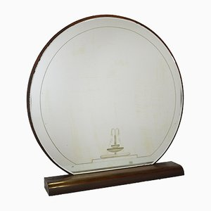 Art Deco Mirror, 1930s