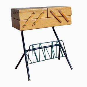 Modernist Sewing Box, 1950s