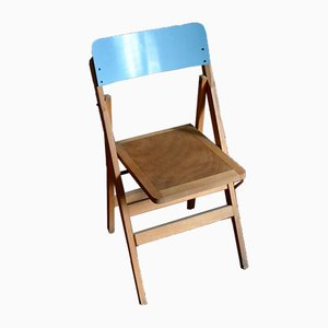 Mid-Century Folding Chair