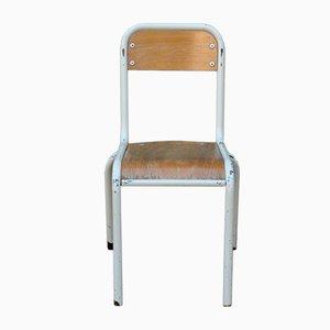 Chaise d'Ecole Vintage