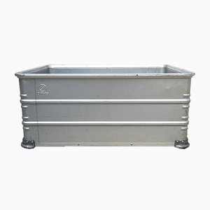 Baúl de aluminio de Zarges, años 60