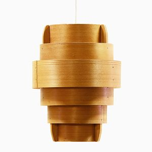 Model T478 Rapp Ceiling Light by Hans-Agne Jakobsson for Ellysett AB, 1960s