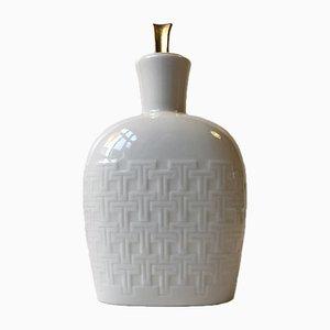 Caja de té de porcelana de Bing & Grøndahl, años 40