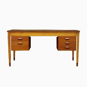 Mid-Century Danish Writing Desk by Børge Mogensen