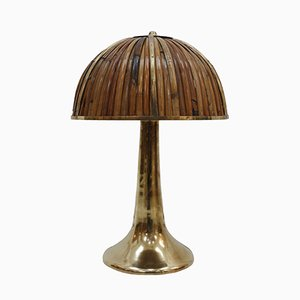 Fungo Table Lamp by Gabriella Crespi, 1974