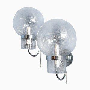 Wandlampen von Limburg, 1960er, 2er Set