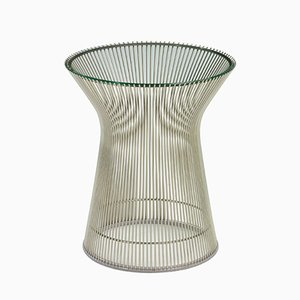 Vintage Auxiliary Table by Warren Platner for Knoll