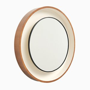 Vintage Backlit Mirror