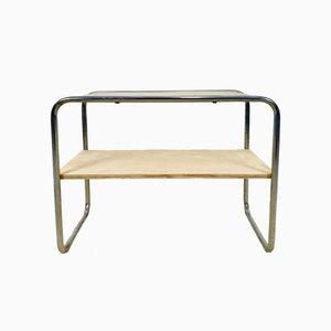Mesa estilo Bauhaus, años 80