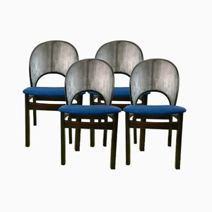 Chairs from Glostrup Mobelfabrik, 1970s, Set of 4