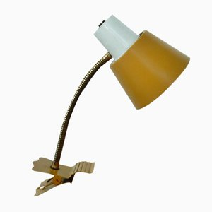 Vintage Schreibtischlampe von H. Busquet für Hala Zeist