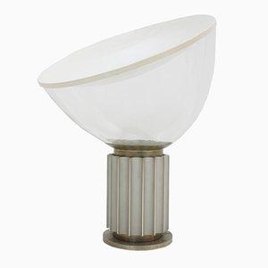 Lampada da tavolo Taccia di Achielle Castiglioni per Flos, anni '60