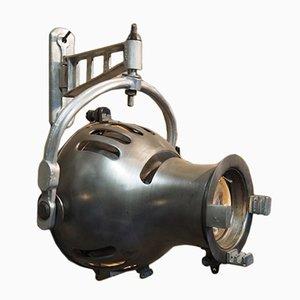 Englische Industrielle Wandlampe von Furse, 1950er