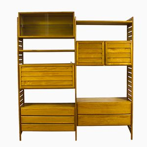 Ladderax-Style Shelving Unit from Joint Venture Ltd., 1960s