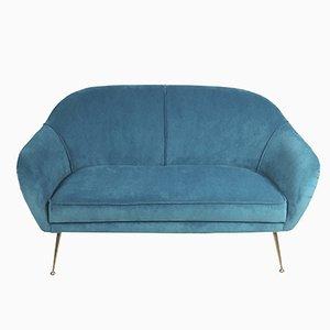 Mid-Century 2-Seater Sofa