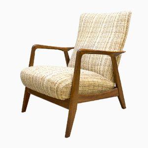 Mid-Century Danish Kontur Easy Chair by Alf Svensson for Fritz Hansen, 1960