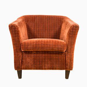 Salmon Club Chair, 1960s