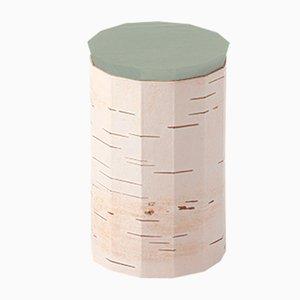 Tuesa Behälter mit minzgrünem Deckel von Anastasiya Koshcheeva für Moya