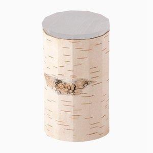 Tuesa Behälter mit grauem Deckel von Anastasiya Koshcheeva für Moya