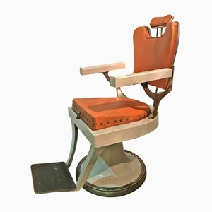 Französischer Vintage Barber Stuhl