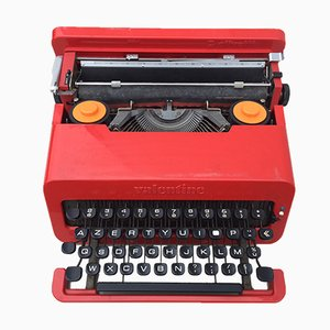 Typewriter by Ettore Sotsass for Olivetti, 1969