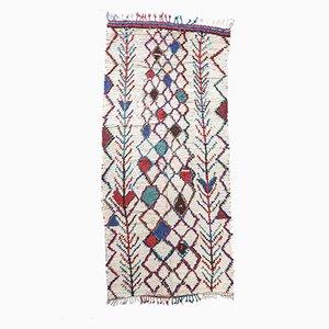 Marokkanischer Vintage Berber Teppich von Azilal, 1980er