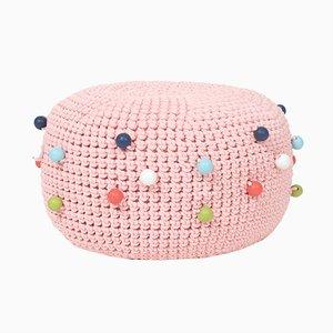 Pouf Bubbles Crocheté de SanFates