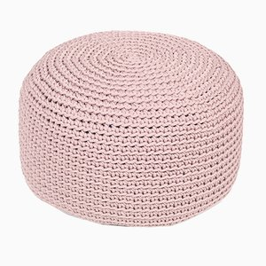 Crocheted Pouf from SanFates
