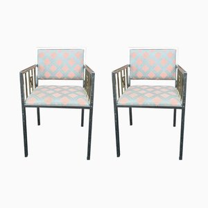 Vintage Dining Chairs from Belgo Chrom, Set of 2
